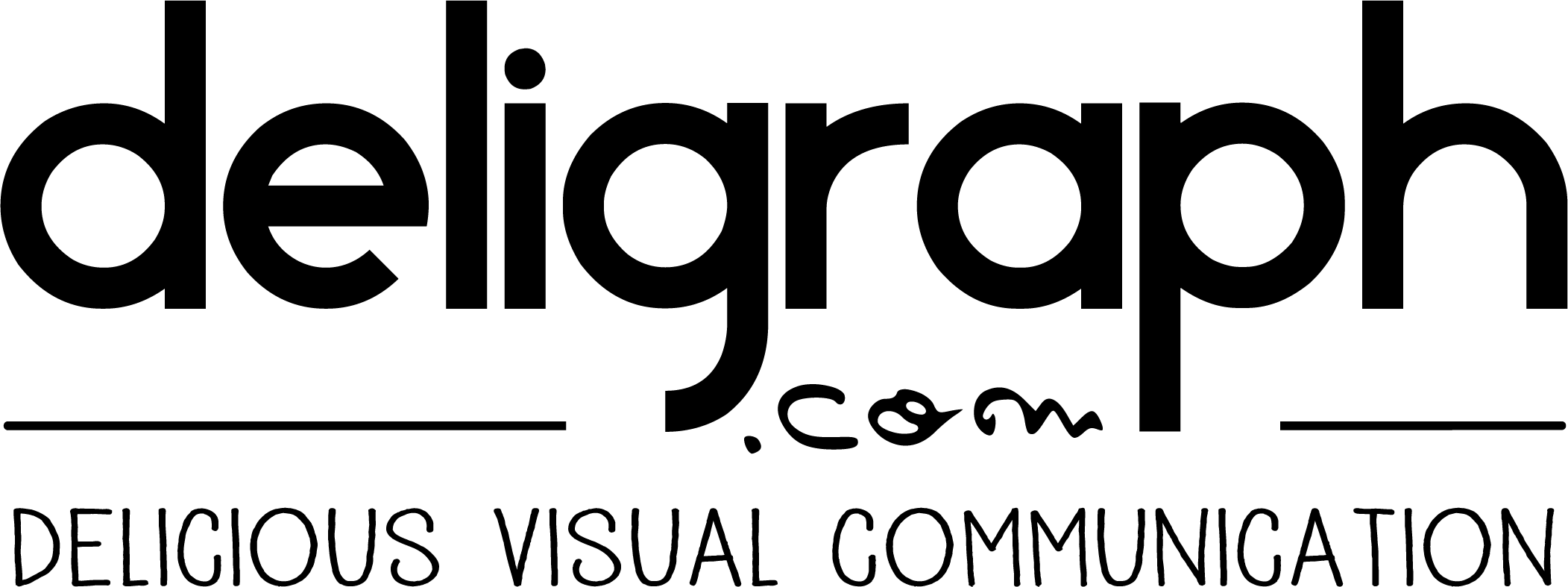 Logo - Agence de communication visuelle | Deligraph