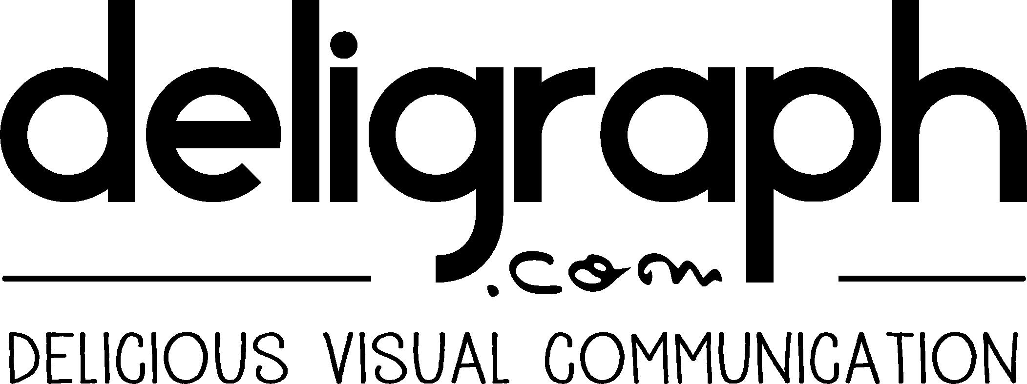 Logo - Agence de communication visuelle | Deligraph