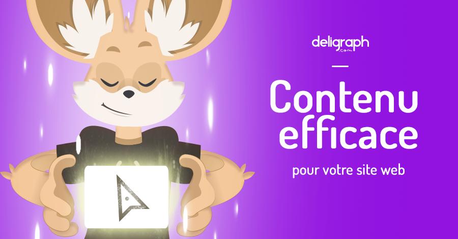Copywriting : écrire un contenu efficace pour votre site internet