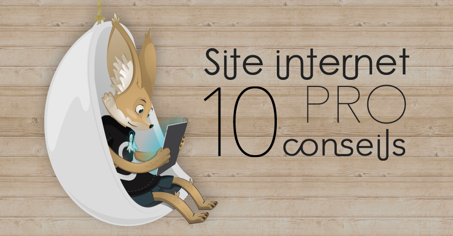 Création site web professionnel : 10 conseils essentiels (infographie)