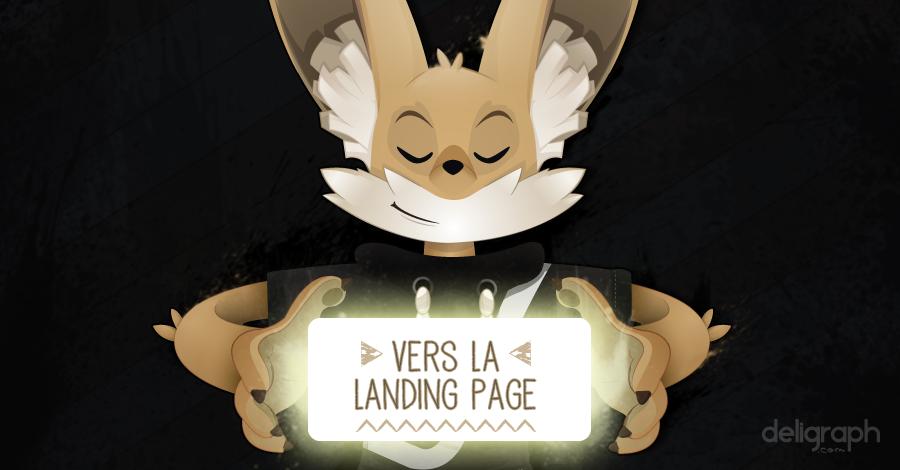 Design d'une landing page (best practices)