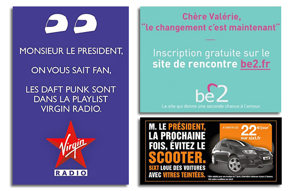 E-marketing : Top Topical et St-Valentin - Exemple 1