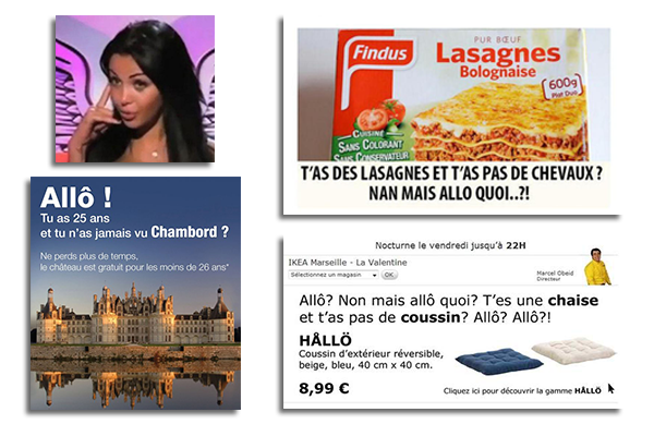 E-marketing : Top Topical et St-Valentin - Exemple 2