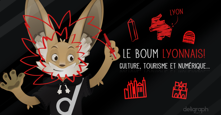 Lyon : culture, tourisme et... le boum numérique !
