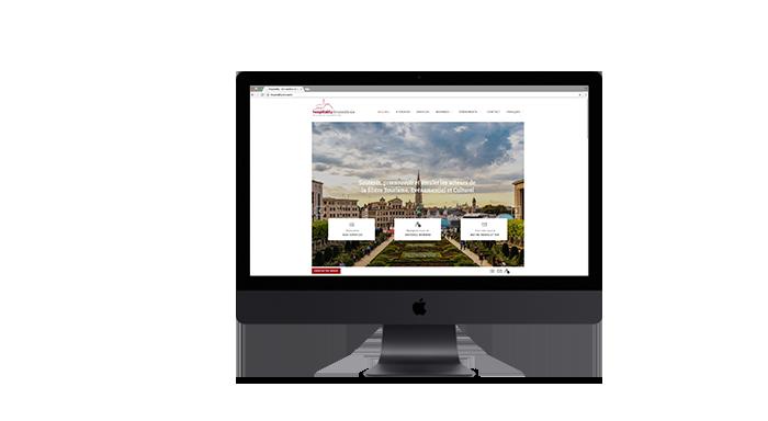 Agence web : création site web institutionnel Bruxelles