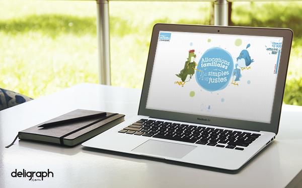 Agence web : création d'un site vitrine de campagne
