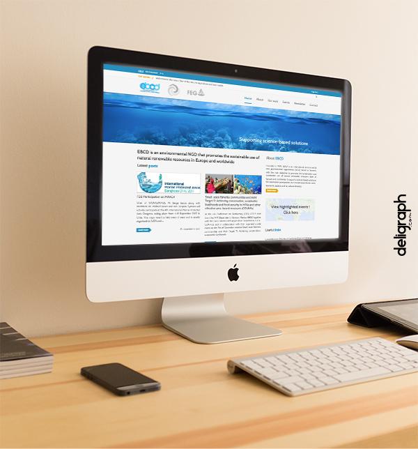 Agence Web : Création d'un site institutionnel - Ecologie