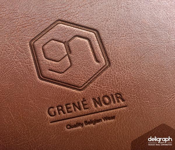 Création logo : studio graphique Deligraph