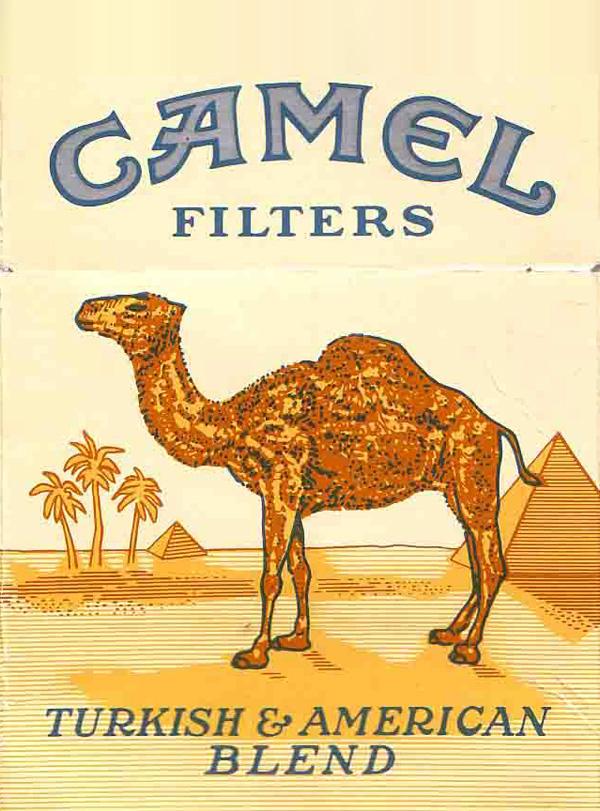 Logo de Camel