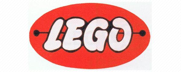 Logo de Lego en 1953
