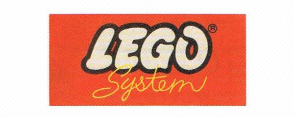 Logo de Lego en 1958