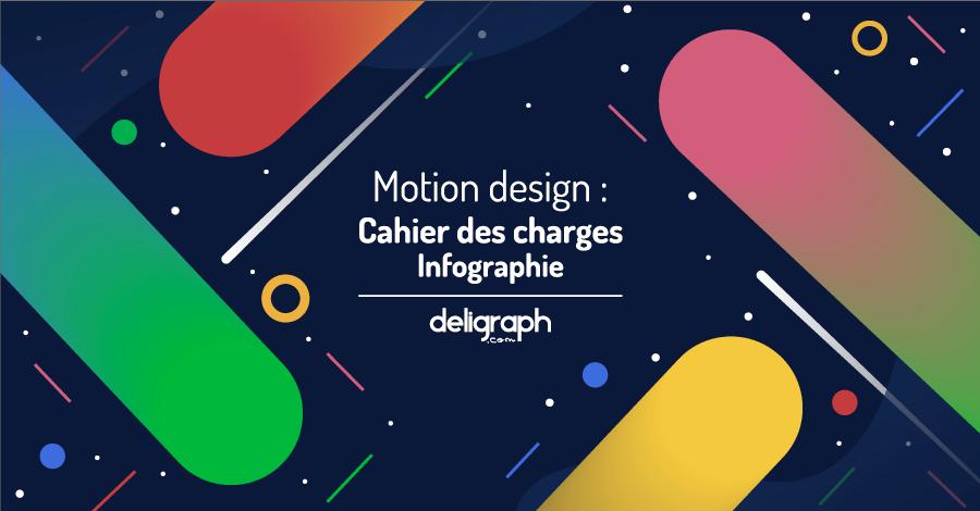 Motion Design : Cahier des charges en infographie
