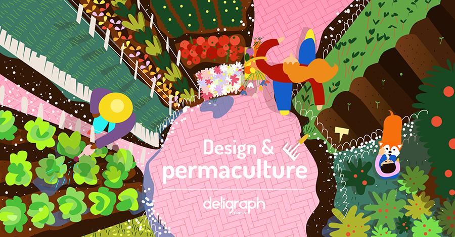 Le design en permaculture ou comment concevoir la durabilité