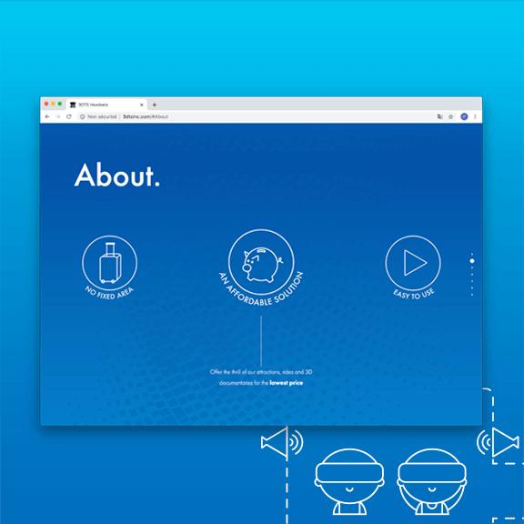 Création site web responsive produit - agence web