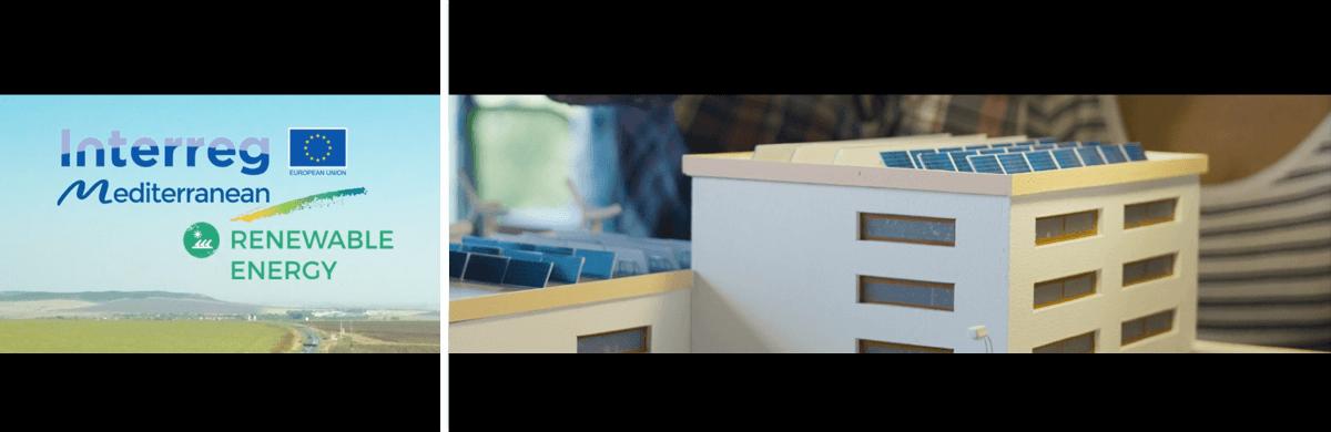 Production audiovisuelle : montage et animation pour un groupement de projets traitants d'énergies renouvelables et financés par l'Europe