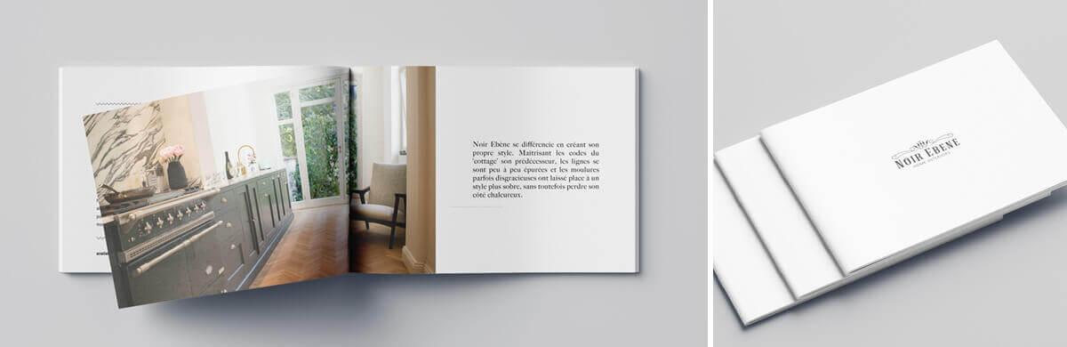 Les magnifiques réalisations de Noir Ebène Home Interiors mise en page par nos graphistes les plus talentueux